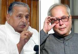 pranab s luncheon meeting with mualayam