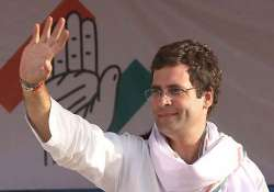 rahul gandhi inducted into congress central election