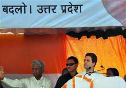 rahul sticks to comments on migration of people of up