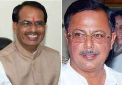 at a glance key candidates and constituencies in madhya