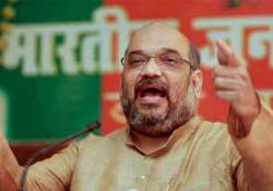 bjp needs to be made stronger in east and south amit shah