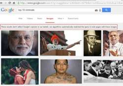 google apologises to pm modi for showing his images in