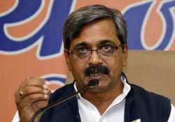 delhi bjp to hold meeting over aap video