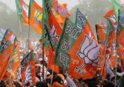 delhi bjp to hold 70 meetings of seven mps former mlas