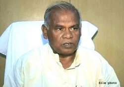 two court cases against manjhi for controversial remark