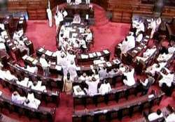 uproar in rajya sabha over reduction in paddy cotton