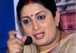 admission rigmarole for hrd minister smriti irani to get