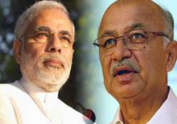 modi criticises shinde on dawood issue cong brushes it aside