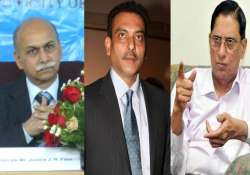 bcci suggests three man committee to sc to probe ipl scandal