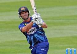 clt20 doeschate seals 2nd successive win for volts
