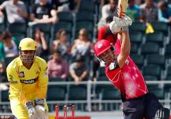 clt20 henriques powers sydney sixers to win over csk