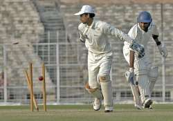 haryana beat karnataka to enter ranji semi final