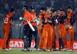 icc world t20 dutch beat england by 45 runs at world t20