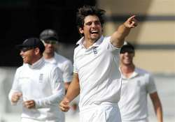 ind vs eng pitch was suited to india says cook