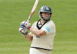 steve waugh s words of wisdom inspired me chris rogers