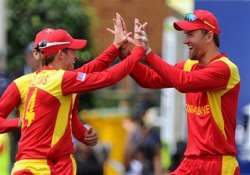 world cup 2015 zimbabwe look for revival against minnows uae