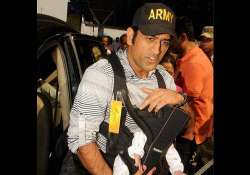 in pics india captain ms dhoni spotted with his daughter at