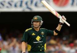 world cup michael clarke named in australia s 15 man squad