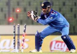 ms dhoni is set to break another world record in third odi
