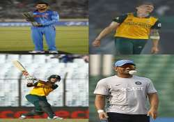 meet the cricketers who made it to the icc t20 dream team