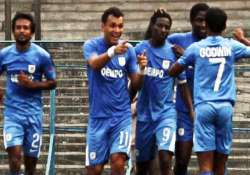 dempo to take on east bengal in fed cup final