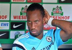 didier drogba s future to be decided by the new ivory coast