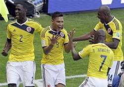 fifa world cup colombia re enters world cup with solid 3 0