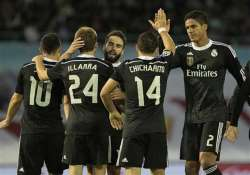 easy looking match for real madrid vs almeria