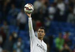 ronaldo s 4 goals leads real madrid to another rout