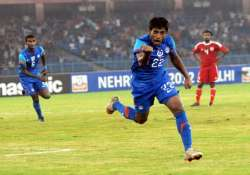 nehru cup final cameroon can spoil india s party