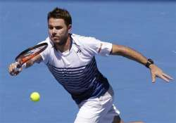 defending champion wawrinka into australian open 3rd round