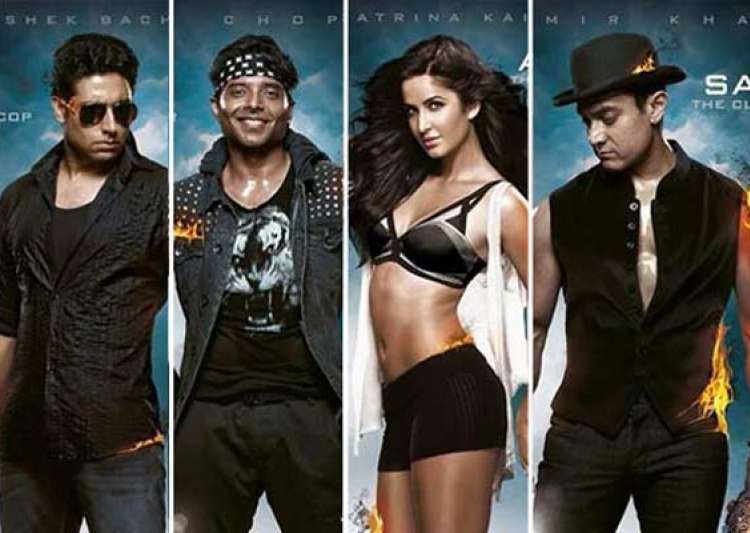dhoom 3 box office collection rs 233.57 cr worldwide in five days creates history- India Tv