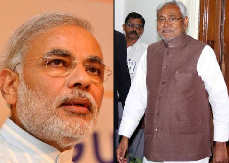 wish i was also offered a piece of narendra modi s birthday cake says nitish- India Tv