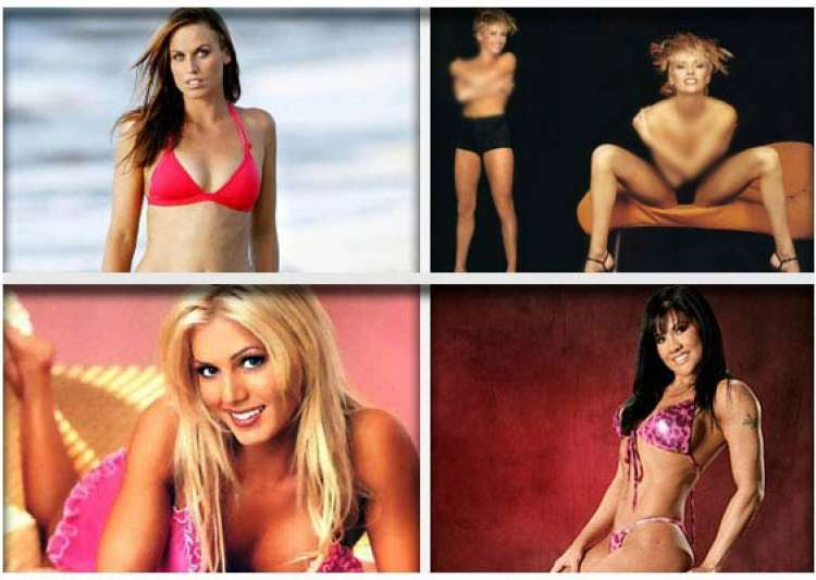 world s 10 female athletes who posed for playboy- India Tv