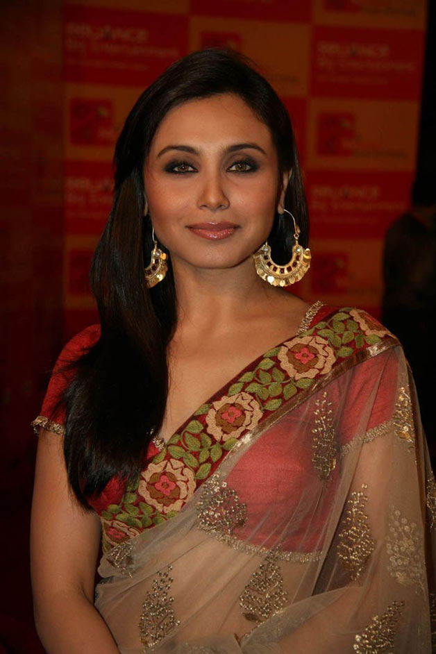Rani Mukherji was the only woman to feature in the Filmfare Power List in 2005.