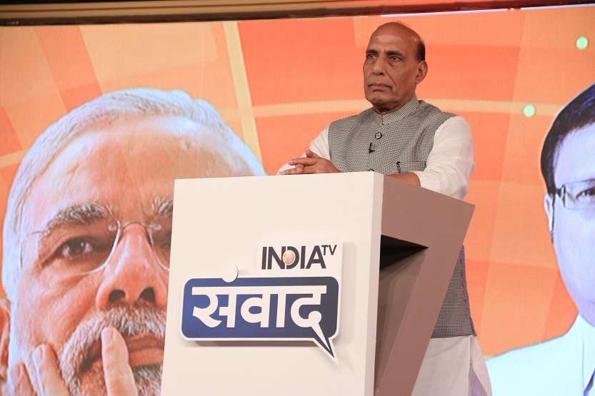 Pakistan betrayed us: Rajnath Singh on invitation to Nawaz Sharif on PM Modi's swearing in ceremony