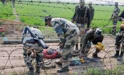 Representational pic - Pak drug smuggler killed; 10 kg