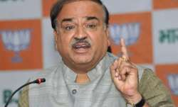File pic of Ananth Kumar