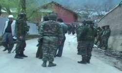 Police jawan injured in fresh firing between security