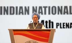 Congress Plenary Session: NDA messed up economy, mismanaged