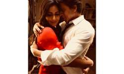 Katrina Kaif, Shah Rukh Khan