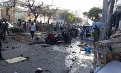 At least 14 dead, several hurt in car bomb in Somali