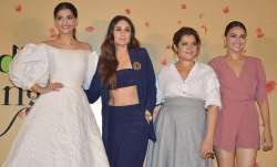 Veerey De Wedding trailer launch was one glamorous