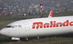 Malaysian passenger plane skids off in Nepal