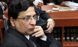File photo of Chief Justice of India Dipak Misra