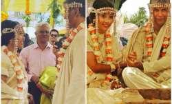 Milind Soman, Ankita Konwar