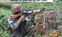 Indian Army finalises new hit-list of Kashmir's 21 most