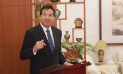 Chinese envoy to India Luo Zhaohui