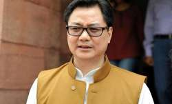 Union minister Kiren Rijiju on Monday backed Bollywood