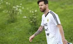 Argentina and Lionel Messi have not performed well in this